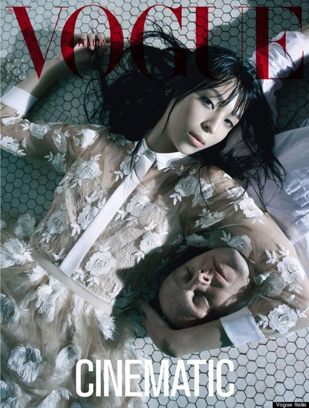 Vogue Italia: Horror Story