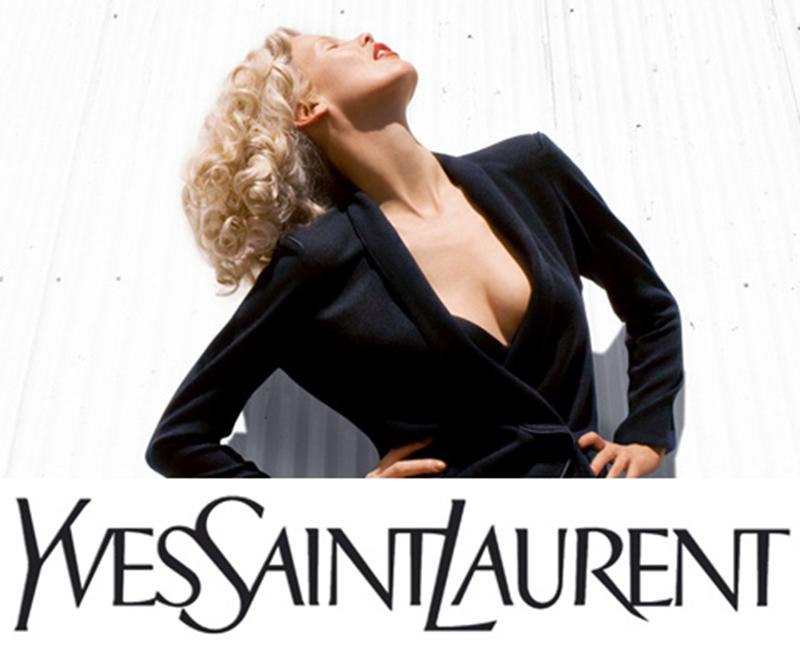 Słynny garnitur dla kobiet zaprojektowany przez Yves Saint Laurent