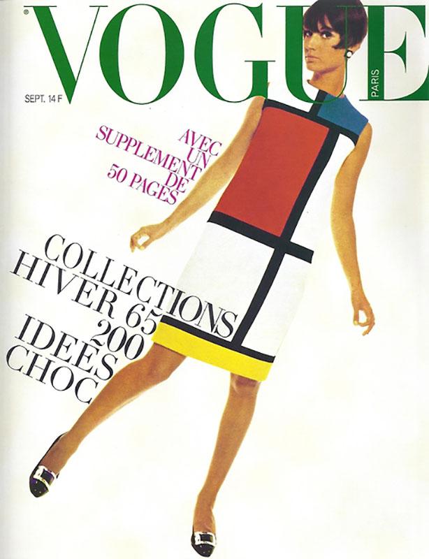 Okładka Vogue Paris