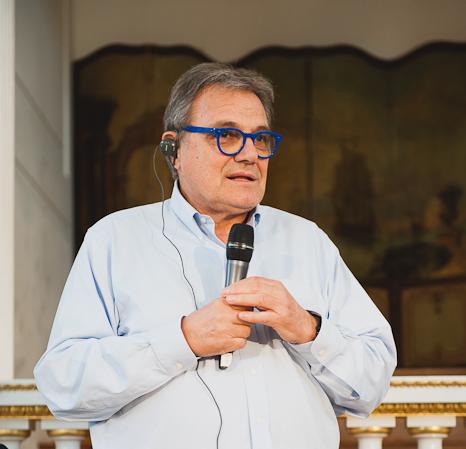 Oliviero Toscani/mat. prasowe Agencja Republic/fot. Artur Cieślakowski