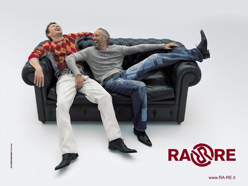 Kampania Ra-Re autorstwa Toscaniego