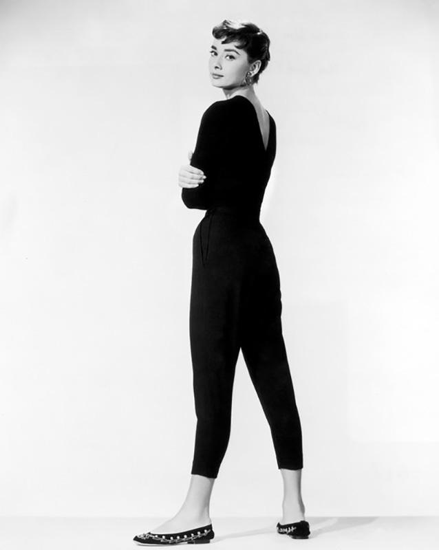 Audrey Hepburn w kreacji Givenchy/fot. materiały promocyjne filmu Sabrina