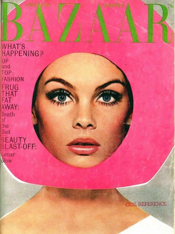 Harper's Bazaar, kwiecień 1965 r.