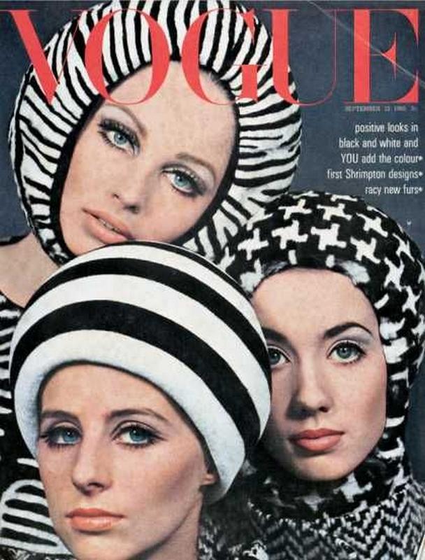 Vogue, lata 60. XX wieku