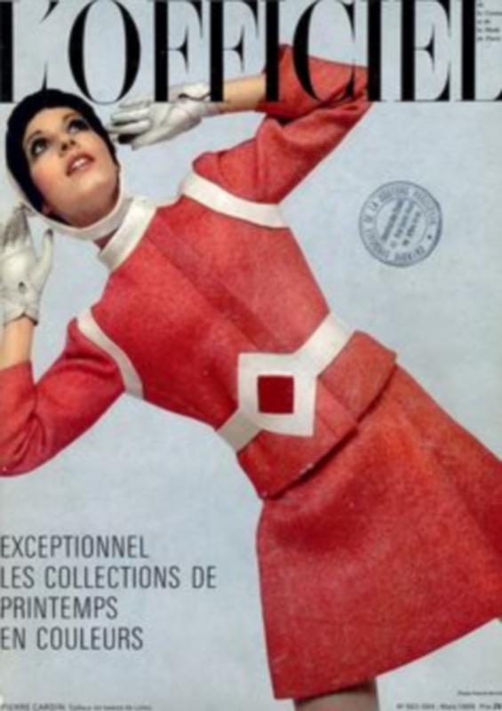 L'Officiel, lata 60. XX wieku