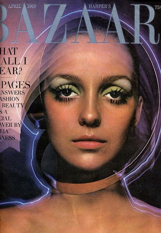 Harper's Bazaar, kwiecień 1969r.