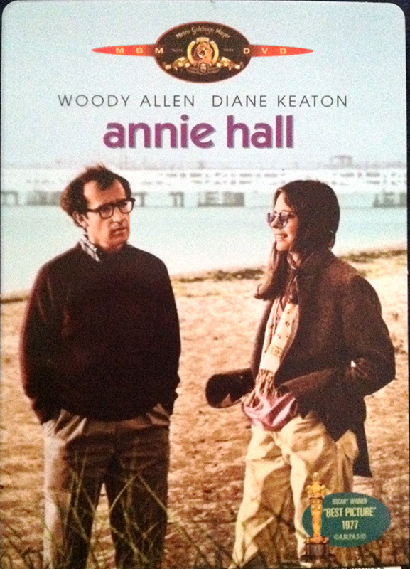 Plakat do filmu Annie Hall