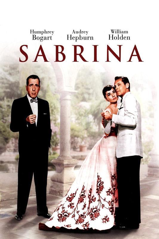 Plakat do filmu Sabrina