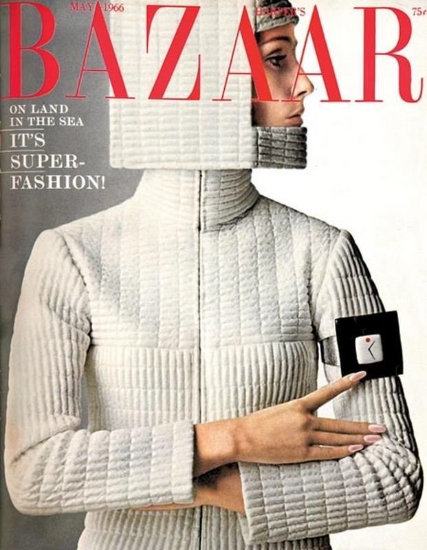 Harper's Bazaar, maj 1966 r.