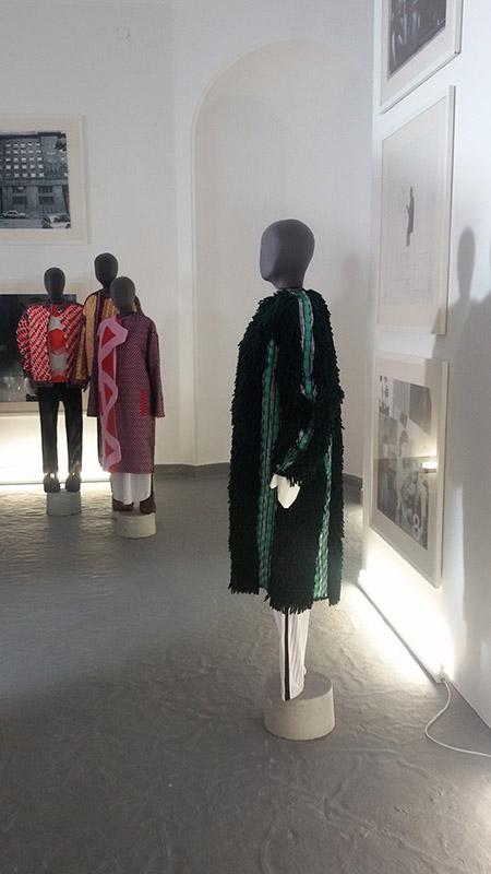 Wystawa  Moda to słowo na Pe.