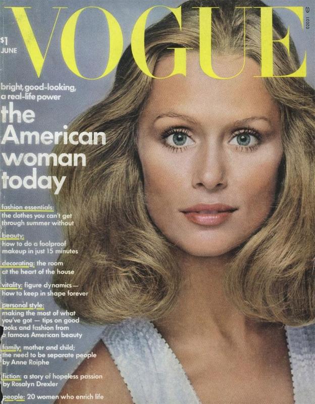 Vogue, lata 70. XX wieku