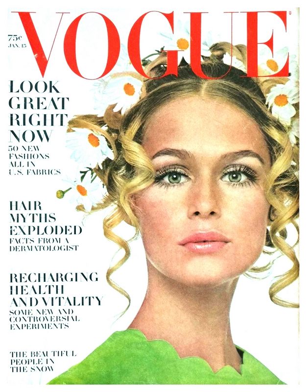 Vogue, styczeń 1968r.