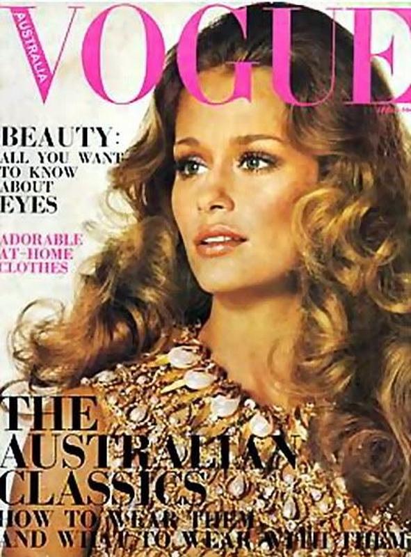 Vogue Australia, kwiecień 1969r.