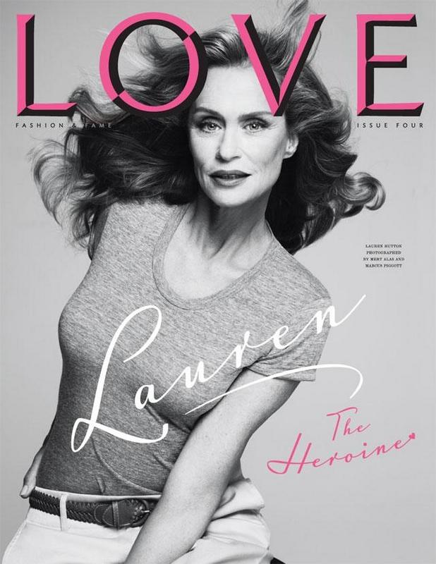 Love Magazine, jesień-zima 2010 r.