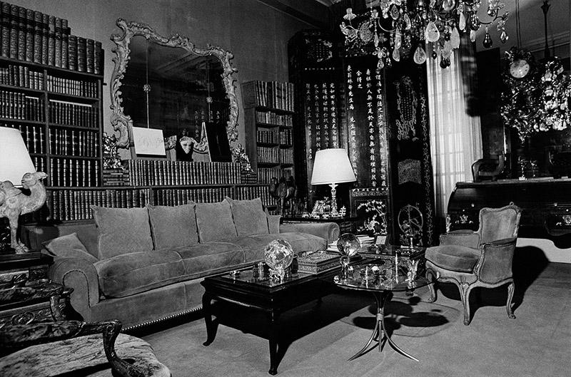 Prywatny apartament Coco Chanel na Rue Cambon/chanel.com