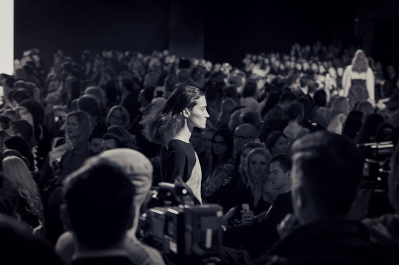 Kolekcja jesień-zima 2015/16/  fot. Agnieszka Taukert dla DYKF