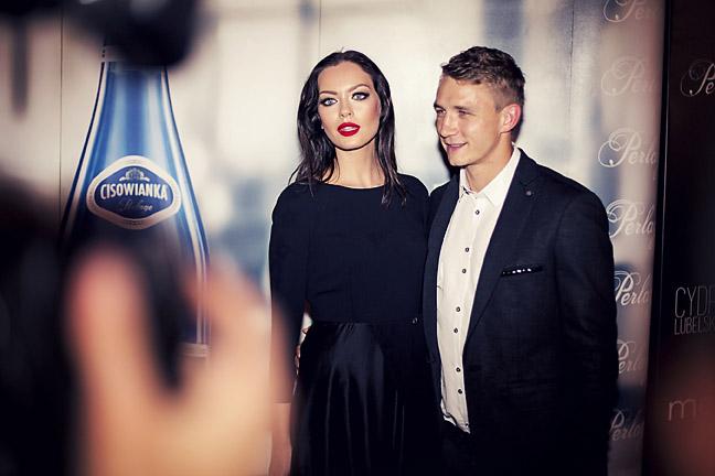 Edyta Zając i Jakub Rzeźniczak/fot. Agnieszka Taukert dla DYKF