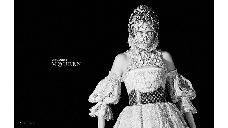 Kampania marki Alexander McQueen na sezon jesień/zima 2013