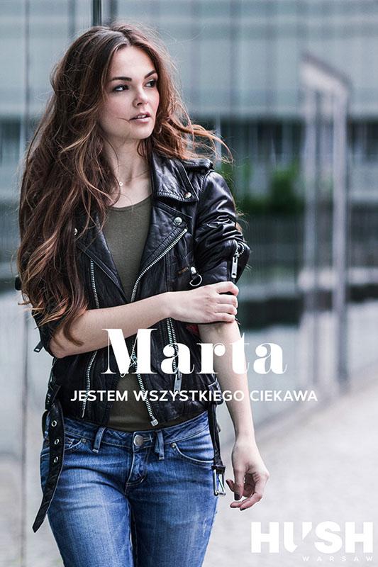 Marta Kowalska, redaktor Elle.pl/fot. Szymon Brzóska