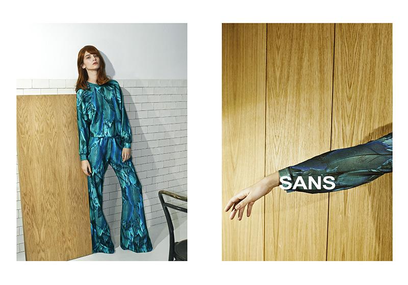 Kampania marki SANS/mat.prasowe SANS