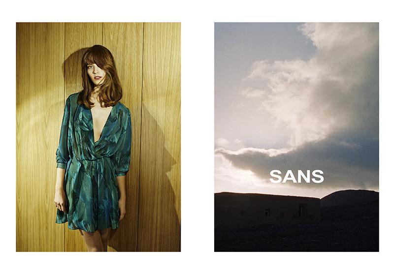 Kampania marki SANS/mat.prasowe SANSKampania marki SANS/mat.prasowe SANS