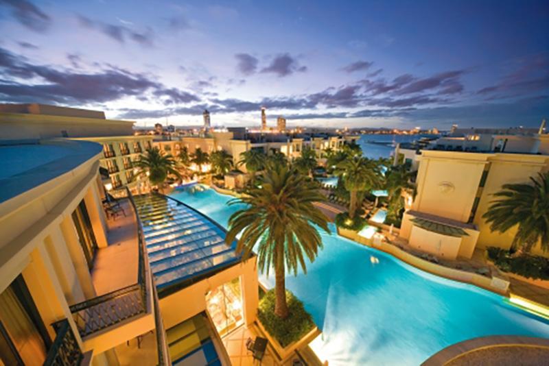 """Hotel """"Palazzo Versace"""""""