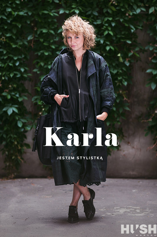 Karla Gruszecka, stylistka/fot. Szymon Brzóska