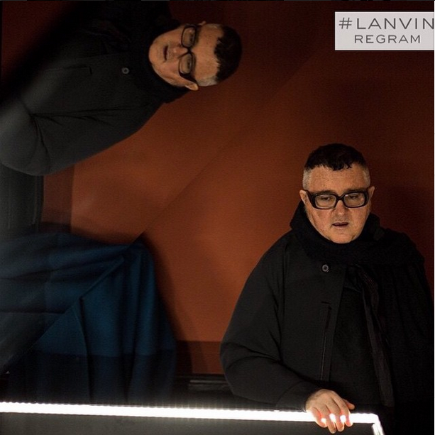 Alber Elbaz/Instagram: @lanvinofficial