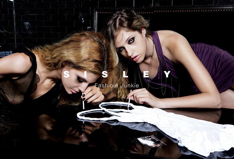 Kampania reklamowa marki Sisley