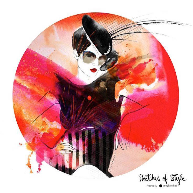 Ilustracja autorstwa Sonii Hensler