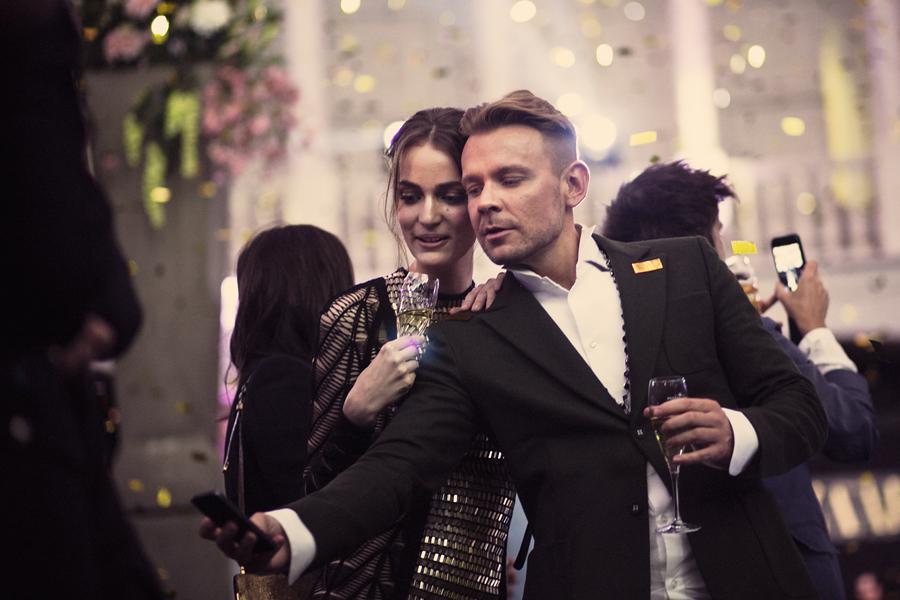 Zuzanna Bijoch i Dawid Woliński/fot. Maciej Stankiewicz dla DYKF