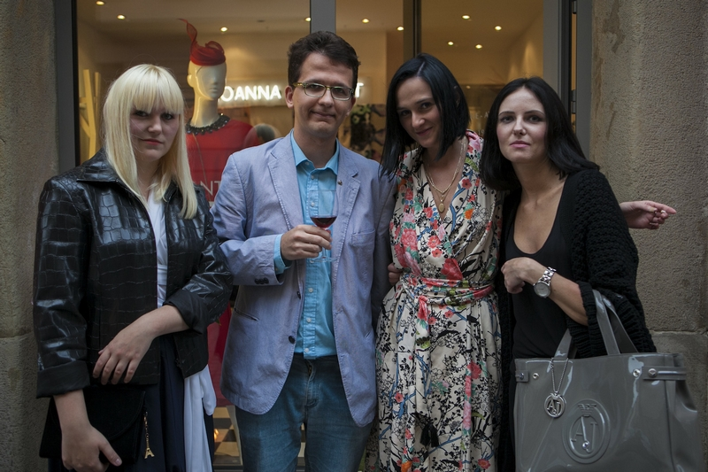 Anna Jandura, Maciej Nycz, Joanna Hawrot, Agnieszka Stopyra/fot. Krzysztof Hawrot