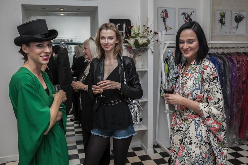 Sonia Hensler, Marta Nowacka, Joanna Hawrot/fot. Krzysztof Hawrot