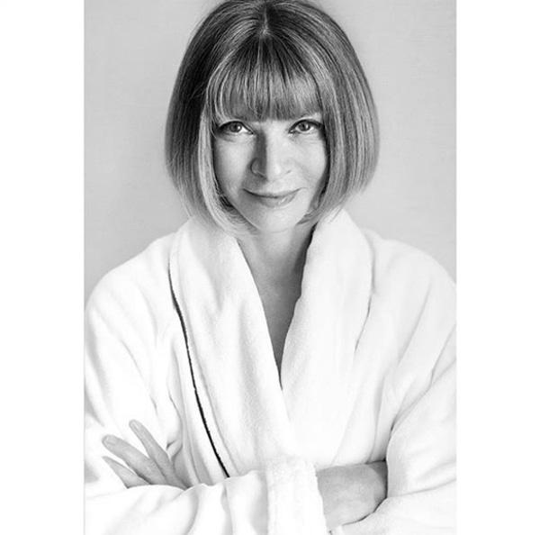 TOWEL SERIES 82, ANNA WINTOUR/Instagram: @idstylecom