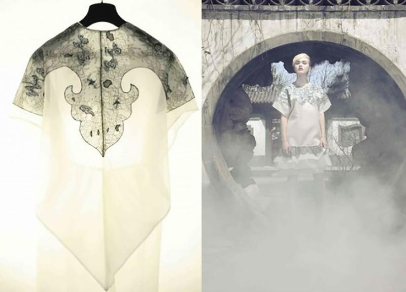 Huishan Zhang kolekcja Couture 2011