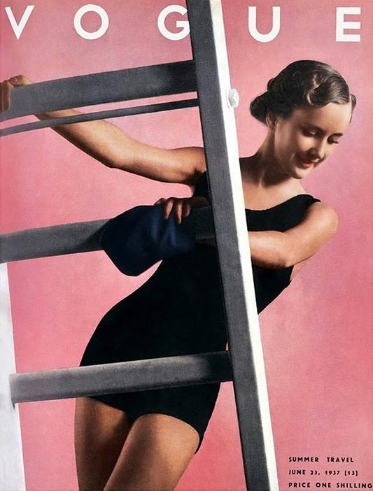 Okładka magazynu Vogue z 1930 roku