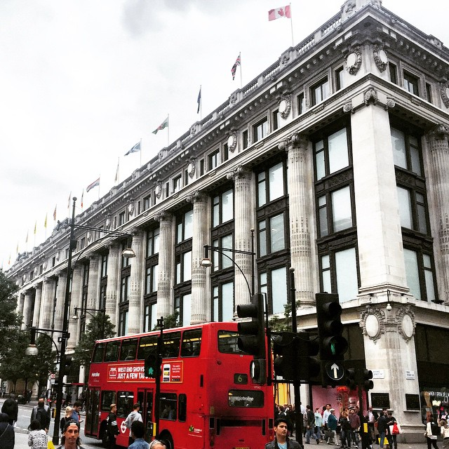 Selfridges/Instagram: @theofficialselfridges