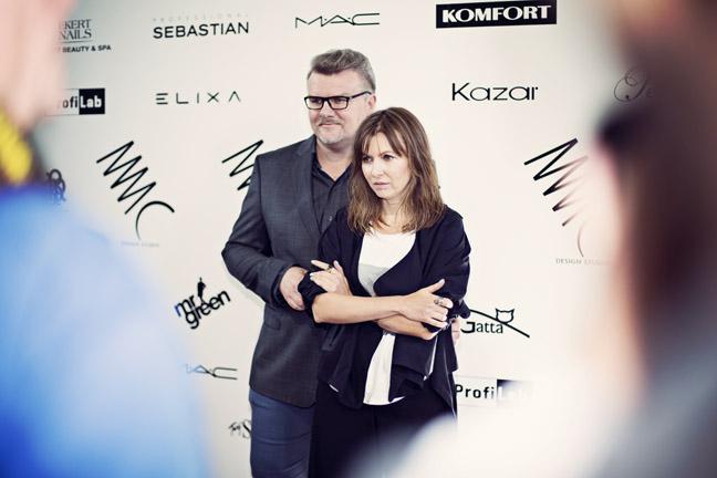 Rafał Michalak i Ilona Majer/fot. Agnieszka Taukert dla DYKF