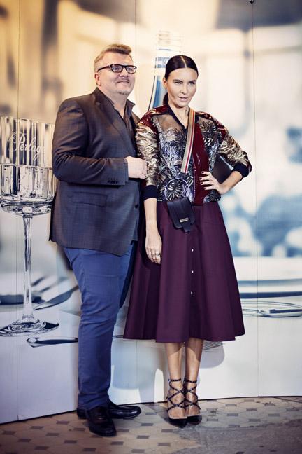 Rafał Michalak i Joanna Horodyńska/fot. Agnieszka Taukert dla DYKF