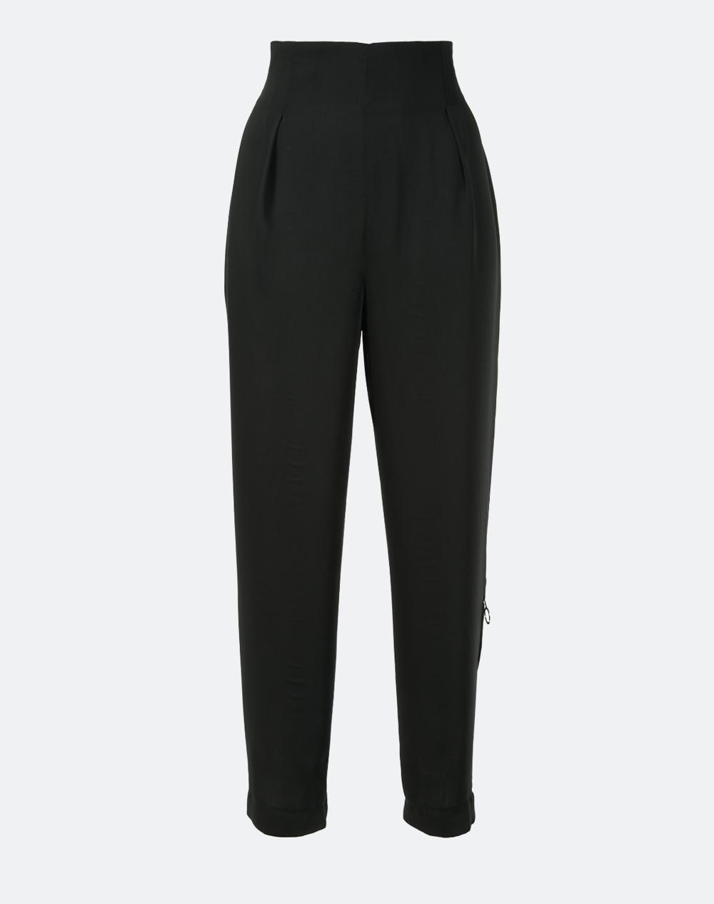 Spodnie Black Tulip z kolekcji Six Essential Pants, projekt Ania Kuczyńska