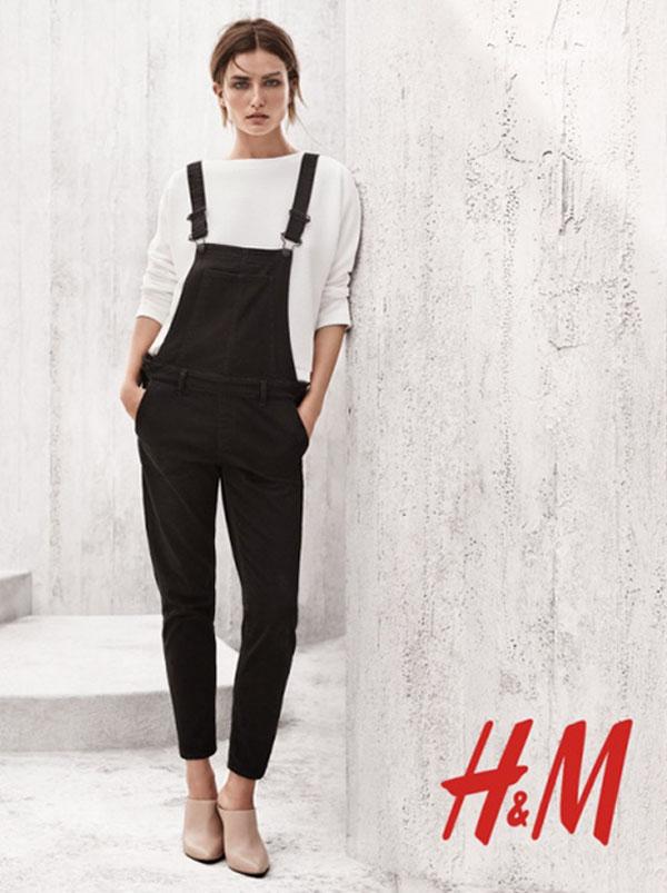 Kampania reklamowa H&M na sezon jesień 2015
