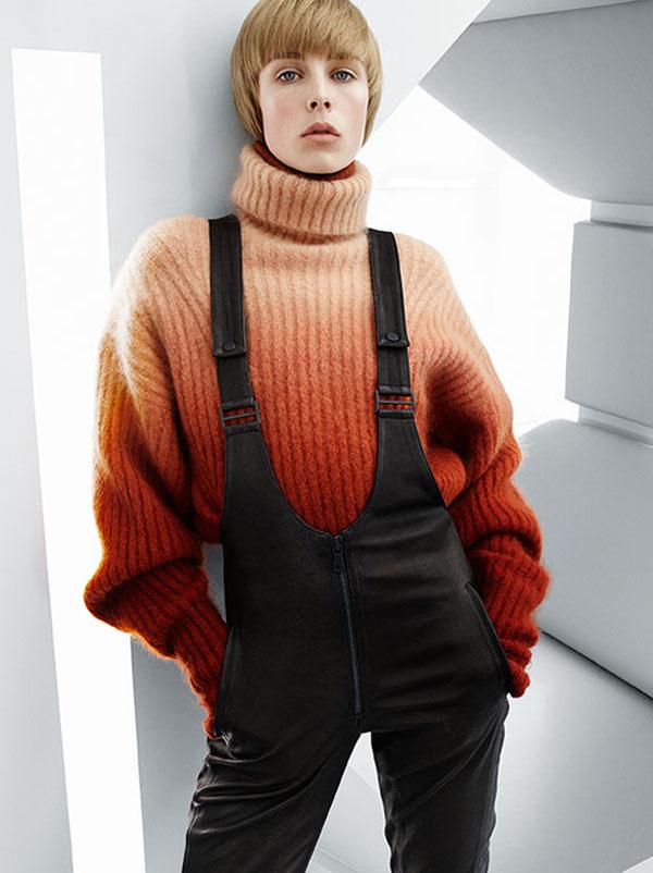 Kampania reklamowa H&M na sezon jesień-zima 2015