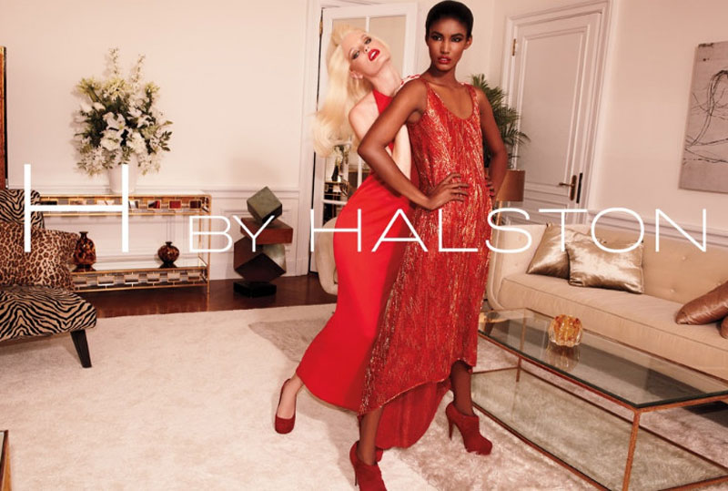 Kampania reklamowa H by Halston na sezon jesień 2011