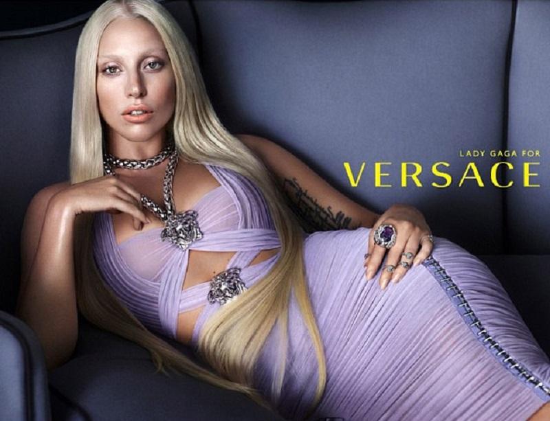 Versace wiosna-lato 2014