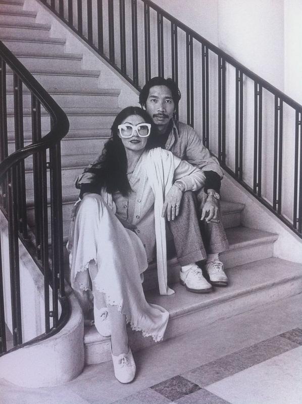 Emmanuelle i Quasar Khanh.
