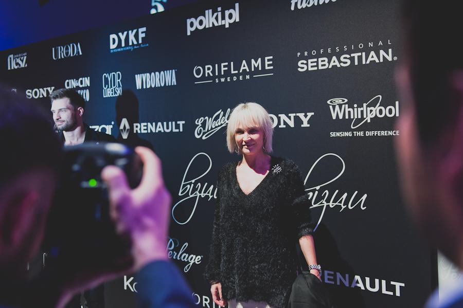 Mateusz Hładki i Anna Puślecka redaktor naczelna DYKF by Anna Puślecka/fot. Artur Cieślakowski dla DYKF