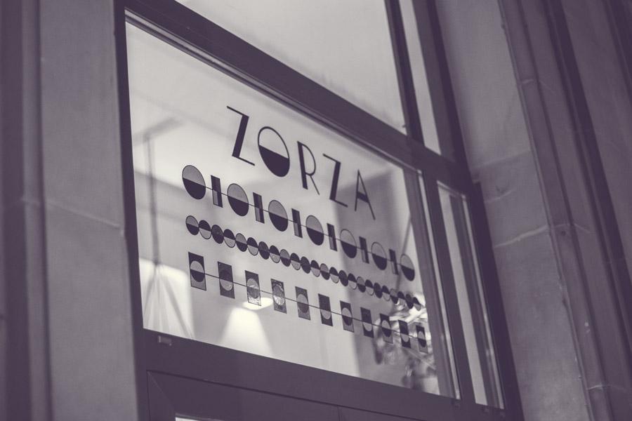Bistro Zorza przy Żurawiej w Warszawie/fot. Agnieszka Taukert dla DYKF