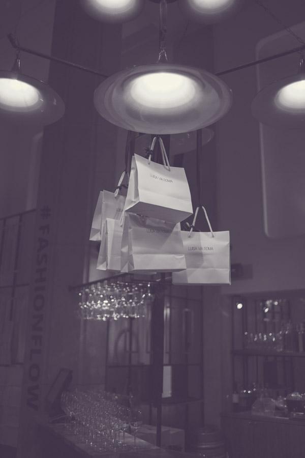 Niespodzianki na loterię od luksusowego butiku on line LUISAVIAROMA/fot. Agnieszka Taukert dla DYKF