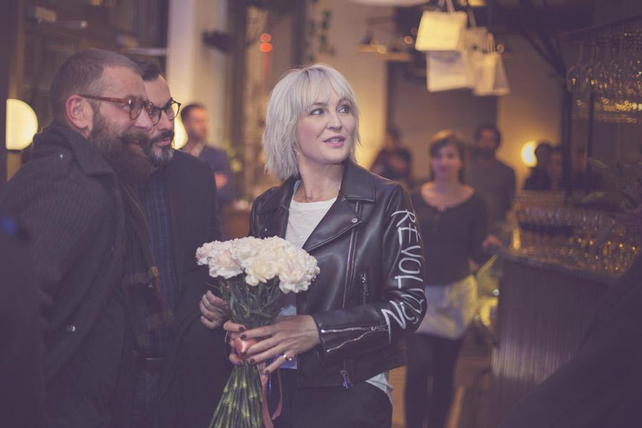 Wojtek Rostowski i Anna Puślecka/fot. Agnieszka Taukert dla DYKF