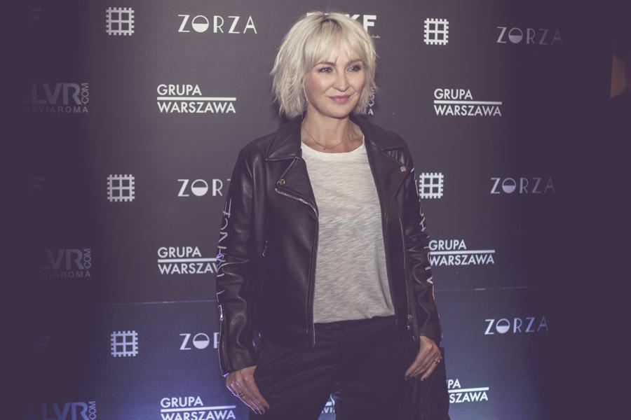 Gospodyni wieczoru - Anna Puślecka, redaktor naczelna DYKF/fot. Agnieszka Taukert dla DYKF